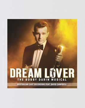 Dream Lover Australian Cast Recording CD
