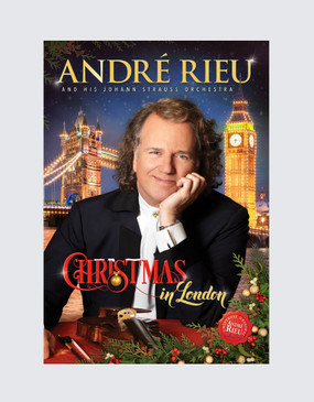 André Rieu: Christmas in London DVD [PRE-ORDER]