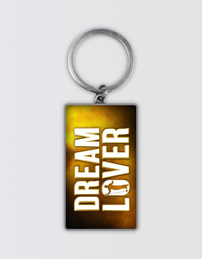 Dream Lover Keyring