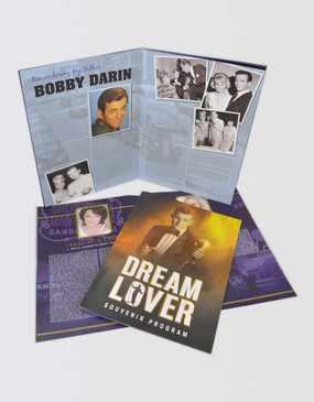 Dream Lover Souvenir Program