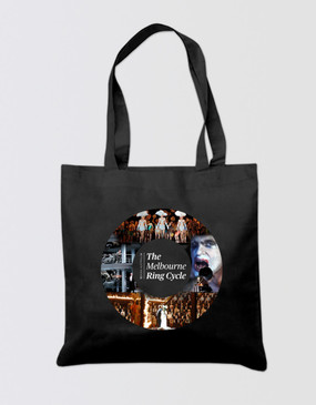 The Ring Cycle Tote Bag