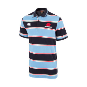 Waratahs 2017 Mens Yarn Dye Polo