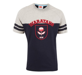 Waratahs 2017 Mens Shield Tee