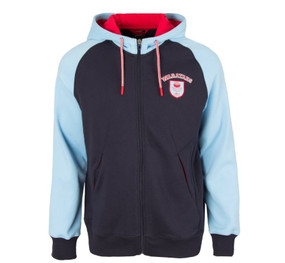 Waratahs 2017 Mens Shield Zip Thru Hoody