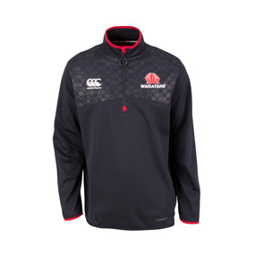 Waratahs 2017 Mens 1/4 Zip Thermoreg
