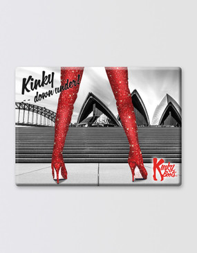 Kinky Boots Magnet - Sydney
