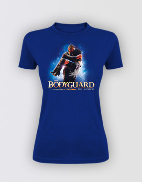 The Bodyguard Ladies Image T-Shirt