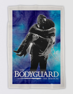 The Bodyguard Tea Towel