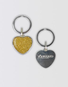 The Bodyguard Keyring