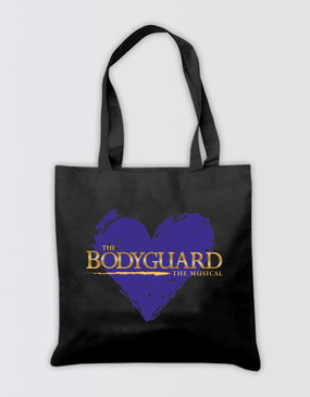 The Bodyguard Tote Bag