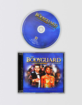 The Bodyguard London Cast Recording CD