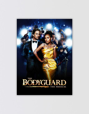 The Bodyguard Souvenir Program