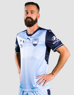 Sydney FC 17/18 Puma Youths Home Jersey