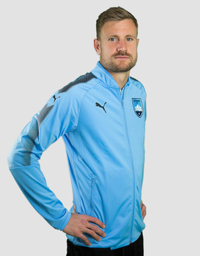 Sydney FC 17/18 Puma Youths Club Training Jacket