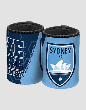Sydney FC Can Cooler - We Are Sydney