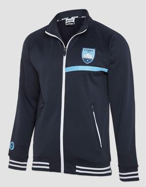 Sydney FC 17/18 Adults Classic Navy Track Jacket