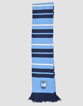 Sydney FC 17/18 Rib Knit Scarf