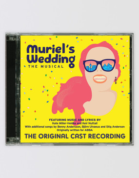 Muriel's Wedding Original Cast Recording CD [PRE-ORDER]