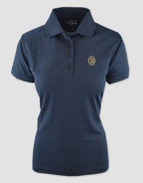 SCG Ladies Navy Sport Polo