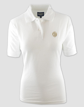 SCG Ladies White Polo