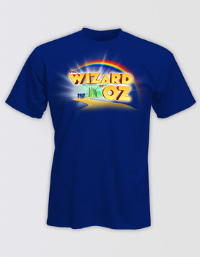The Wizard of Oz Kids Logo T-Shirt