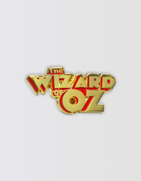 The Wizard of Oz Lapel Pin
