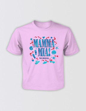 Mamma Mia! Kids T-Shirt
