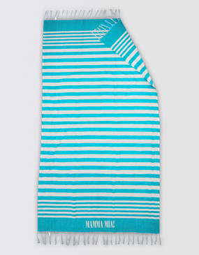 Mamma Mia! Turkish Beach Towel