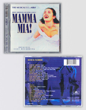 Mamma Mia! Cast Recording CD