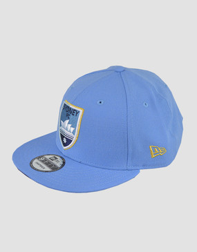 Sydney FC 17/18 New Era 9FIFTY Gold Logo Cap