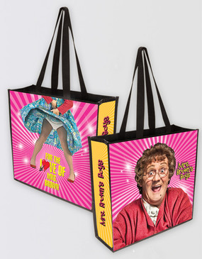 Mrs Brown's Boys 2018 Tote Bag