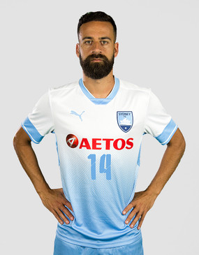 Sydney FC 17/18 Puma Adults ACL Home Jersey - Customised