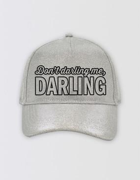 PRISCILLA Silver Cap