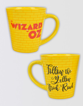 The Wizard of Oz Mug - Yellow Brick Road