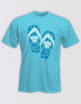 Mamma Mia! Thong Design T-Shirt - Unisex