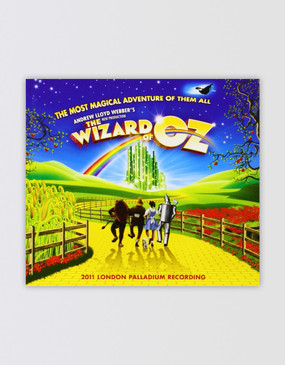 The Wizard of Oz London Cast Recording CD