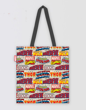 Marvel's Avengers - Comics Logo Tote Bag