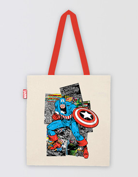 Marvel's Avengers - Captain America Tote Bag