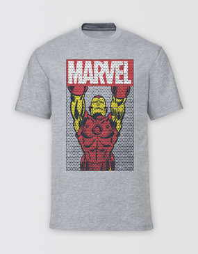 Marvel's Avengers - Adults Marvel Iron Man T-Shirt