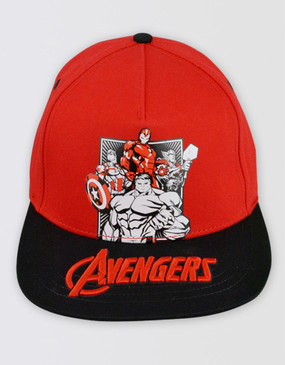 Marvel's Avengers - Avengers Characters Red Cap