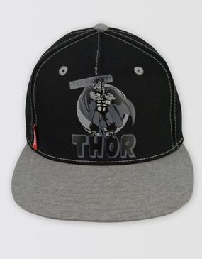 Marvel's Avengers - Thor Black/Grey Cap