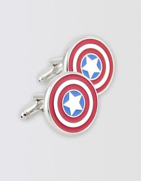 Marvel's Avengers - Captain America Cufflinks