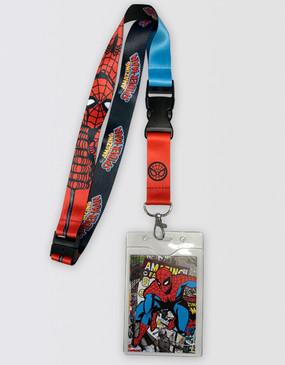 Marvel's Avengers - Spider-Man Lanyard