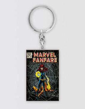 Marvel's Avengers - Marvel Fanfare Keyring