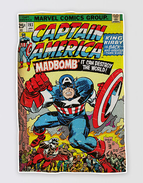 Marvel's Avengers - Captain America Tea Towel