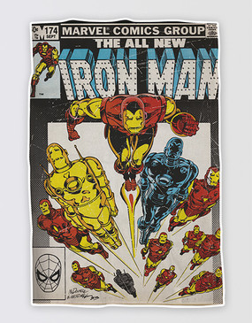 Marvel's Avengers - Iron Man Tea Towel
