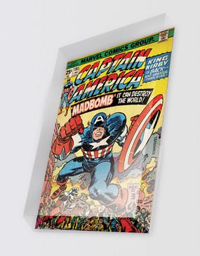 Marvel's Avengers - Captain America Cover Magnet