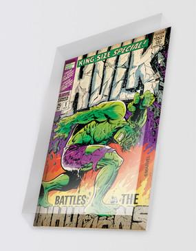 Marvel's Avengers - The Hulk Cover Magnet