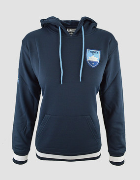 Sydney FC 18/19 Womens Classic Exclusive Navy Hoody