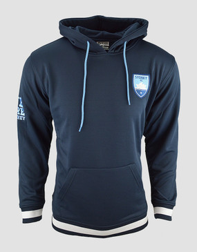 Sydney FC 18/19 Youths Classic Exclusive Navy Hoody